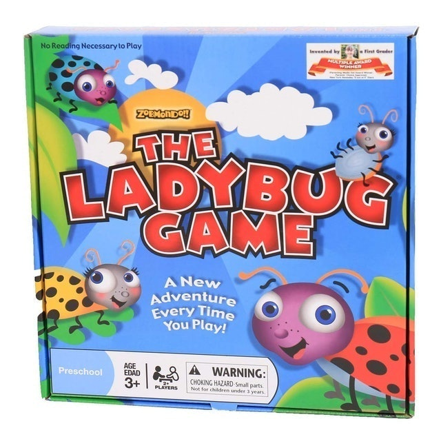 Zobmondo!! The Ladybug Game 1