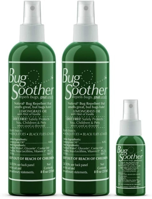 Bug Soother  Natural Bug Repellent  1
