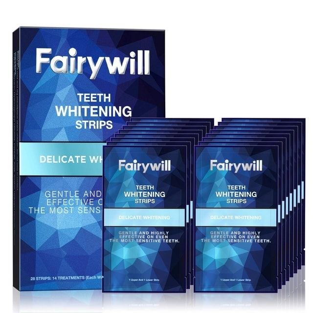 Fairywill Delicate Whitening Strips  1