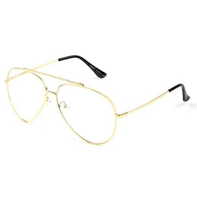 Cyxus Blue Light Blocking Aviator Glasses 1