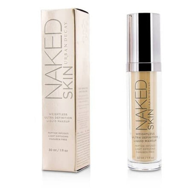 Urban Decay Naked Skin Weightless Ultra Definition Liquid Makeup 1