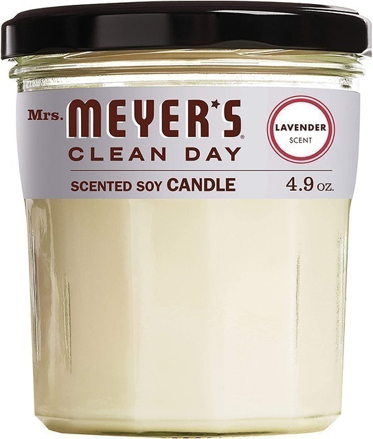 Mrs. Meyer's Clean Day Scented Soy Aromatherapy Candle 1