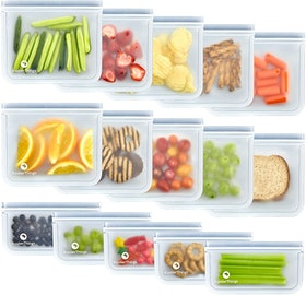 Top 10 Best Reusable Food Storage Bags in 2021 (Stasher, Zessti, and More) 2