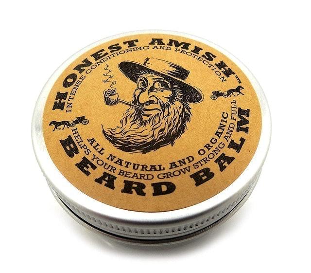 Honest Amish Beard Balm 1