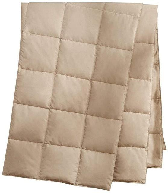 Puredown Packable Throw Sport Blanket 1