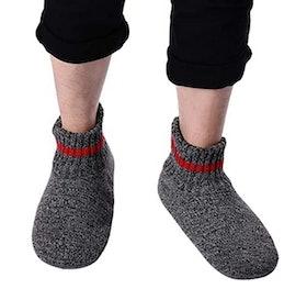 Top 10 Best Men's Slipper Socks in 2021 1