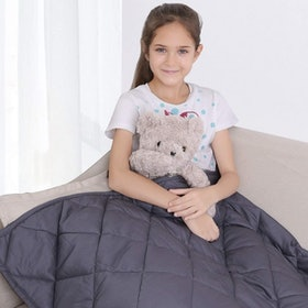 Top 10 Best Weighted Blankets for Kids in 2020 3