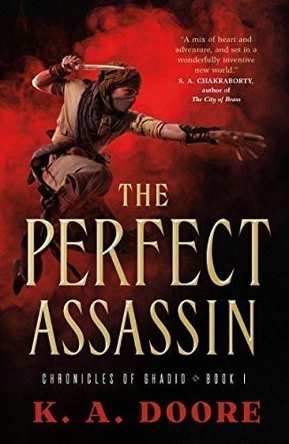 K.A. Doore The Perfect Assassin  1