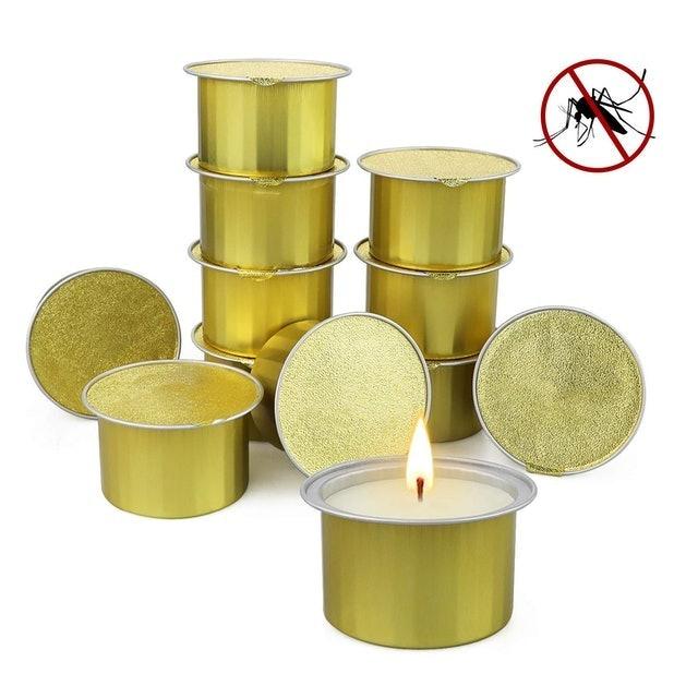 Y Yuegang Citronella Candles  1