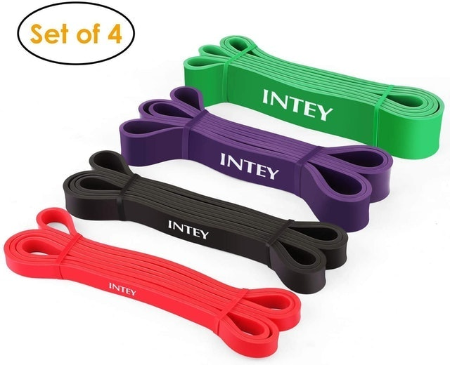 INTEY Pull Up Assistant Bands 1