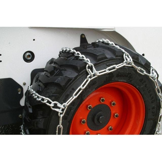 Peerless Chain Company Heavy Duty 10-16.5 Skidsteer Tire Chains 1