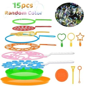 Top 10 Best Bubble Wands in 2021 (Darice and More) 4