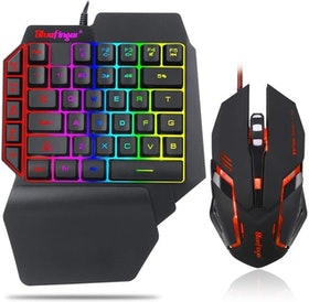 Top 10 Best One-Handed Keyboards for Gaming in 2021 (Razer, Redragon, and More) 5