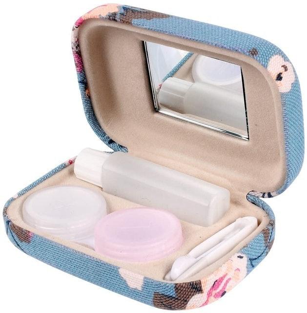 EZESO Portable Travel Contact Lens Case 1