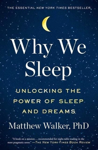 Matthew Walker Why We Sleep 1