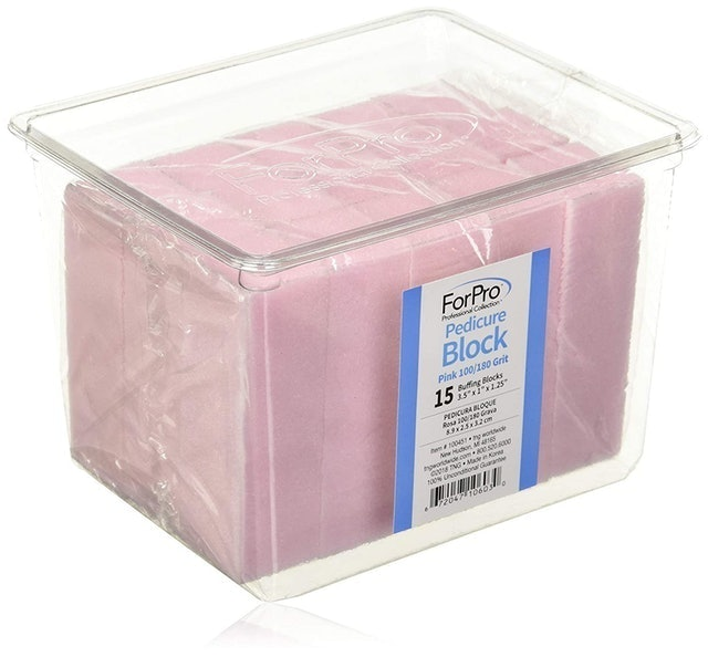 ForPro Professional Collection Pedicure Block  1