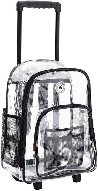K-Cliffs Rolling Clear Backpack 1