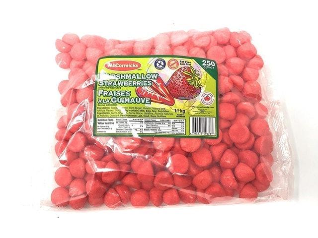 McCormicks Marshmallow Strawberries 1