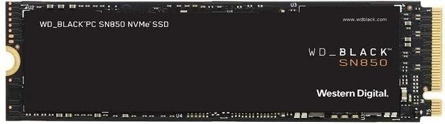 Western Digital WD_Black SN850 1