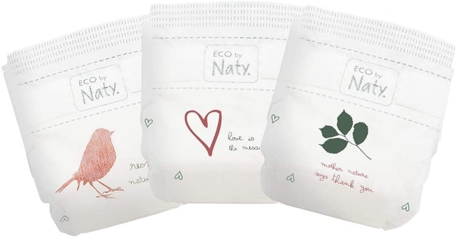 Eco by Naty Baby Diapers 1