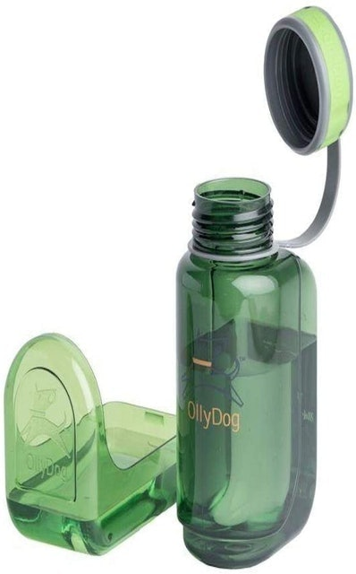 """OllyDog  """"No Touch"""" Water Bottle  1"""