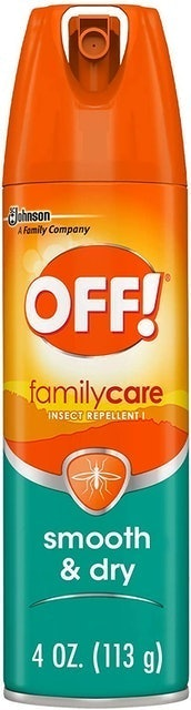 OFF! FamilyCare Insect Repellent  1