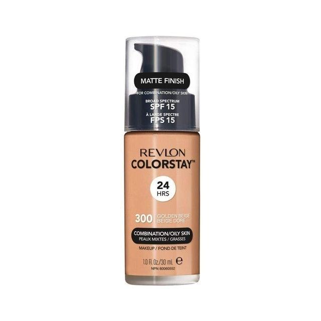 Revlon ColorStay Liquid Makeup for Combination/Oily Skin 1