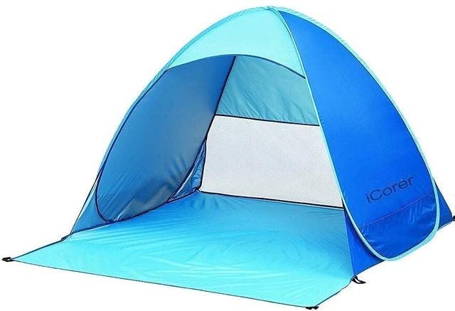 iCorer Automatic Pop Up Beach Tent 1