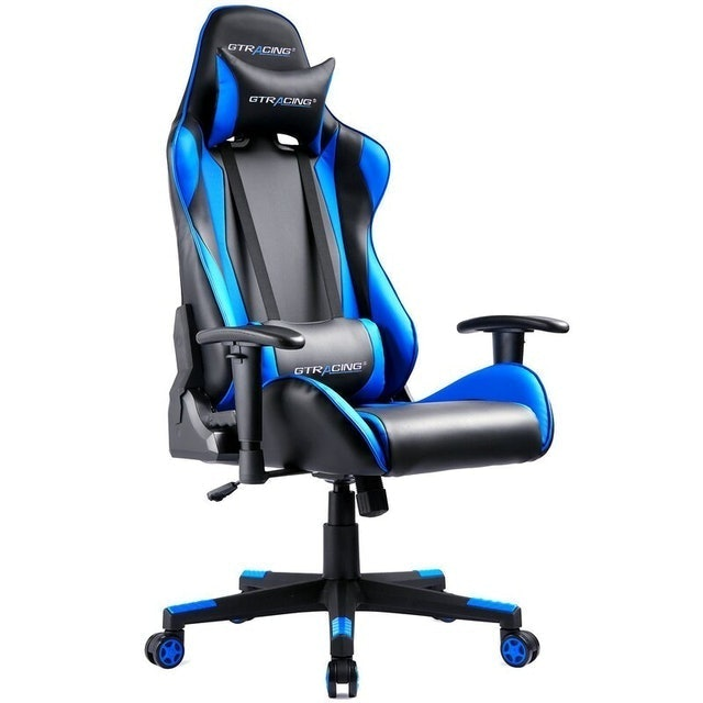 Rolling Chairs GTRacing PC & Racing Game Chair 1