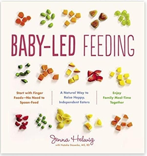 Jenna Helwig Baby-Led Feeding 1