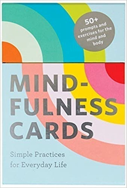 Stocking Stuffers Rohan Gunatillake  Mindfulness Cards 1