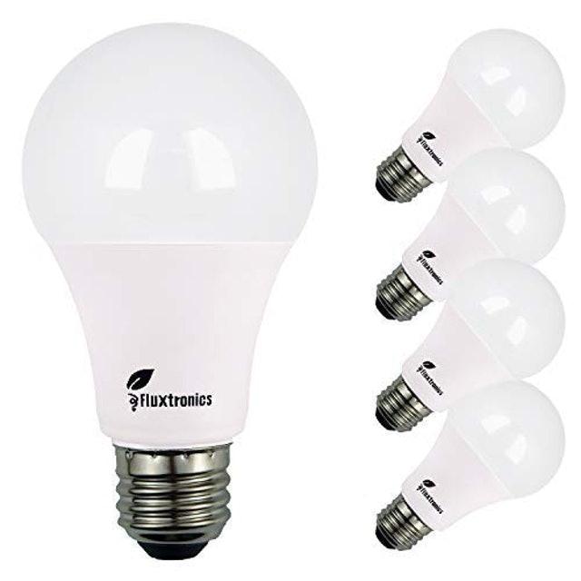 Fluxtronics LED Light Bulb 1