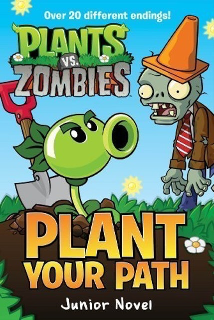 Tracey West Plants vs. Zombies: Plant Your Path  1