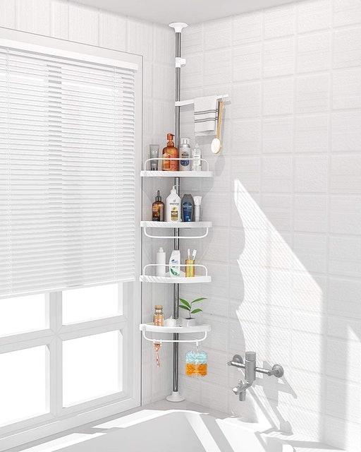 Adovel 4 Layer Corner Shower Caddy 1