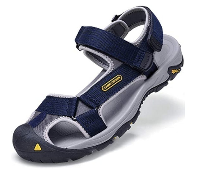 Camel Crown Men's Waterproof Hiking Sandals 1