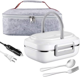Top 10 Best Electric Lunch Boxes in 2021 (Crock-Pot, Hot Logic, and More) 5