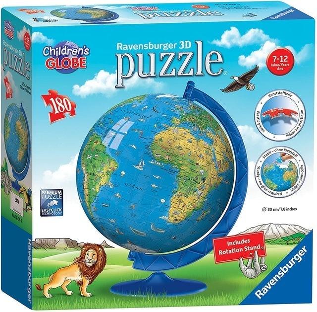 Ravensburger Children's World Globe 1