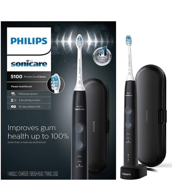 Phillips Sonicare ProtectiveClean 5100 Rechargeable Electric Toothbrush 1