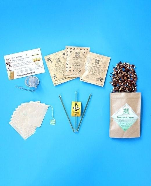 Dollar Tea Club Loose Leaf Tea Subscription 1