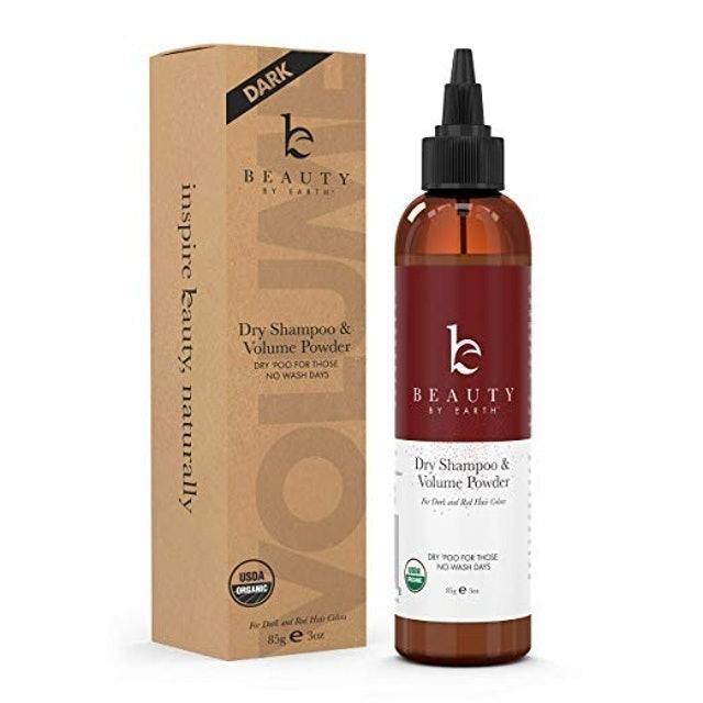 Beauty by Earth Organic Dry Shampoo Powder 1