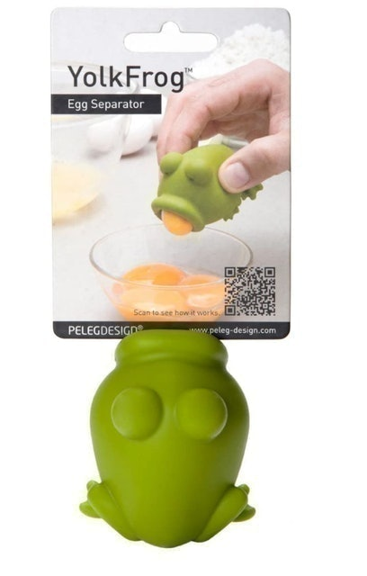 Peleg Design Silicone Egg Separator 1