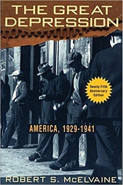 Robert S. McElvaine The Great Depression 1