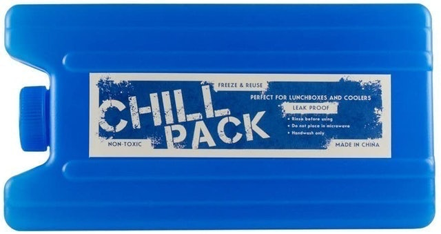 Chill Pack Ice Pack Flask 1