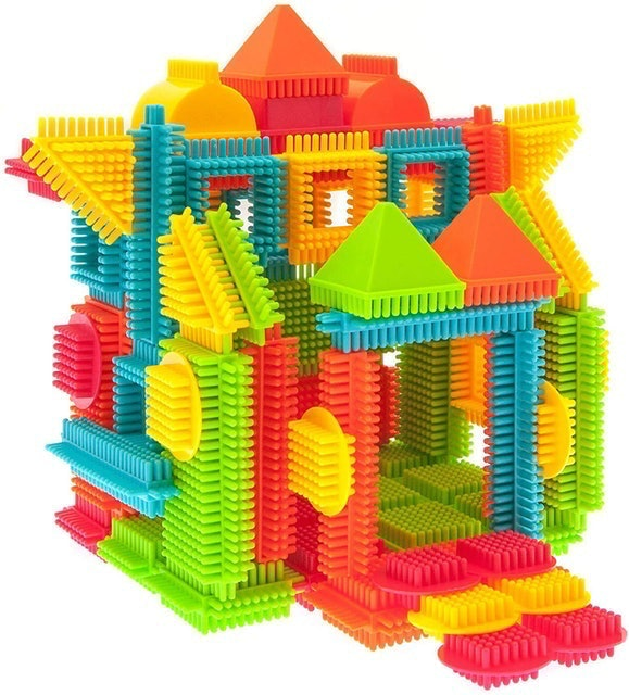 Picasso Tiles Bristle Shape Blocks 1