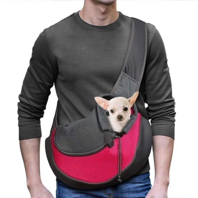 Gifts for Dog Lovers Yudodo Pet Dog Sling Carrier 1