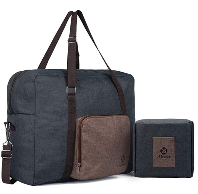 Narwey Foldable Travel Tote 1