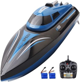 Top 10 Best Remote Control Boats for the Pool in 2021 (Force1, Yezi, and More) 3