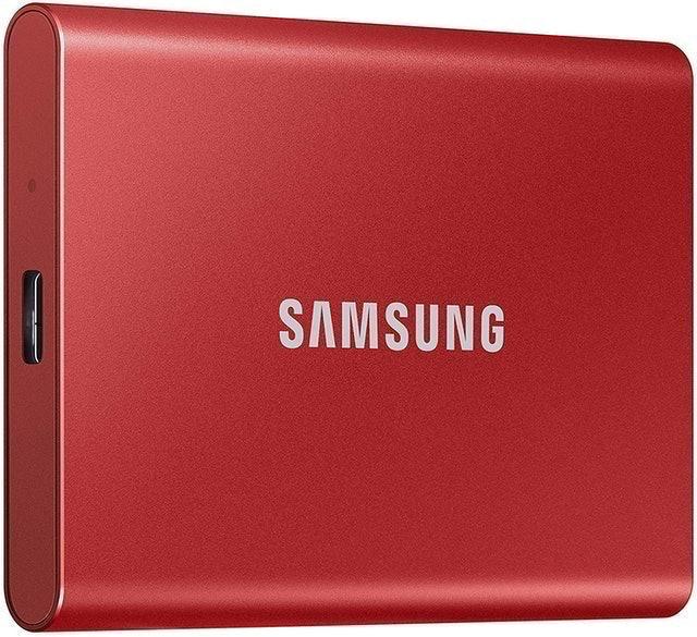 SAMSUNG  T7 Portable SSD 1
