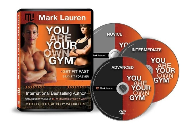 Mark Lauren You Are Your Own Gym 1