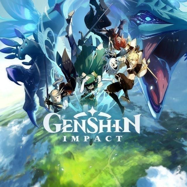 miHoYo Genshin Impact 1